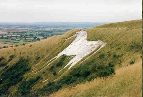 White Horses of Wiltshire