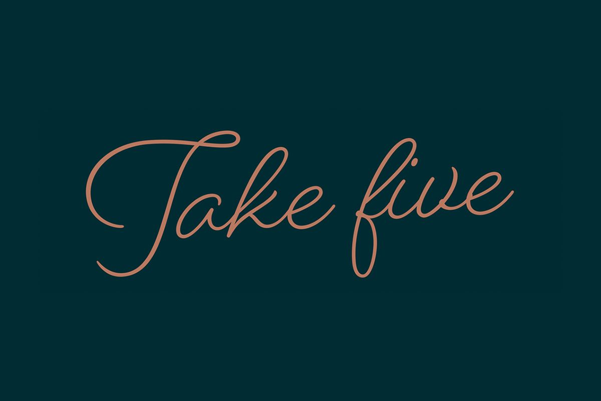 Take Five - Meeting & Event Offers Swindon